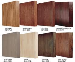 Cabinet refacing wood colors